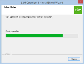 S2M Optimizer Installation Step 6